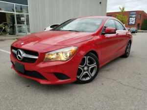 2016 Mercedes-Benz Other CLA 250 Sedan