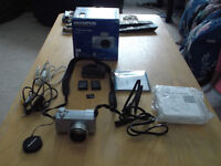 Olympus ultra zoom C-765 digital camera for sale