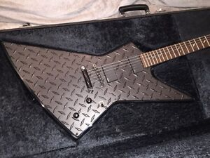 ESP JH-2 james hetfield limited edition 1998 1 of 200 made