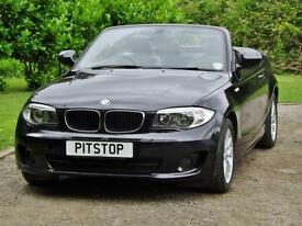 BMW 1 Series 118i 2.0 ES PETROL MANUAL 2011/11