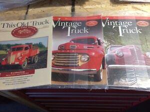 This Old Truck Magazine/ Vintage Truck Magazine
