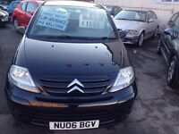 CITREON C3 DESIRE EXCELENT 5 DOOR HACHBACK FULL MOT £1595!!!