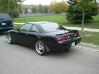 1996 Nissan 240SX Coupe (2 door)