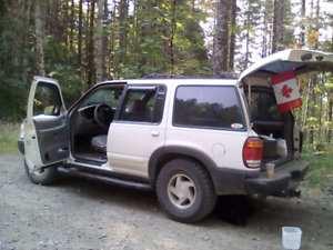 Ford Explorer XLS SUV, Crossover...TRADE FOR MOTORHOME