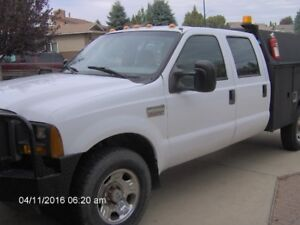 2005 Ford F-350 with Service Body