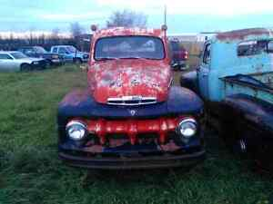 Looking for 1948-1952 ford 1/2 ton