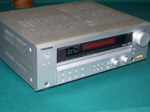 Kenwood VR-8060 6.1 Channel Audio/Video Receiver