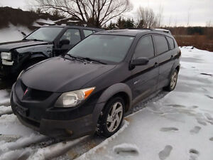 parting out a 2003 pontiac vibe gt (matrix xrs) Kitchener / Waterloo Kitchener Area image 1
