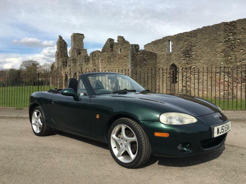 2001 mazda mx 5 sport convertible heated leather. Black Bedroom Furniture Sets. Home Design Ideas