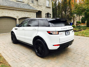 Range Rover Evoque HSE Dynamic (Black Pack) RARE !!!