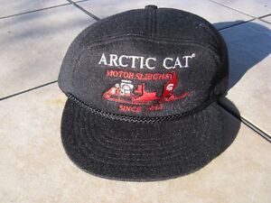 Vintage Arctic Cat 1970's Hat