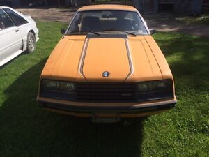 1980 mustang coupe