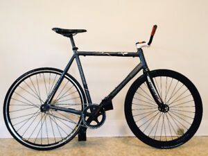 Cannondale Six13 Custom Fixed Gear Bicycle For Sale