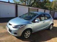 2008 (58) Mazda Mazda2 1.4TD 2008MY TS2 LOW TAX LOW INSURANCE FSH LOW MILEAGE
