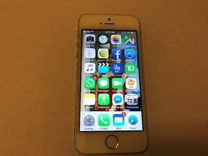 iPhone 5S GOLD 16 GB UNLOCKED