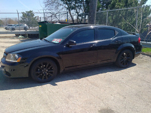 2013 Dodge Avenger Cert and Etested