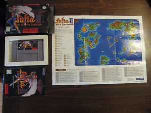 Boxed Super Nintendo Games (SNES) Cambridge Kitchener Area image 6