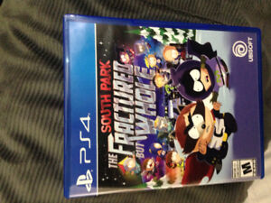 South Park the fractured but whole for PS4