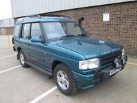 LAND ROVER DISCOVERY DIESEL AUTOMATIC 90000 MILES 7 SEATS