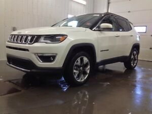 2018 Jeep Compass 4x4 Limited