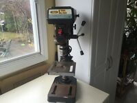 "Trade master 8"" table top drill press"
