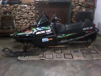 ZR580 EFI READY TO RIDE!!!!