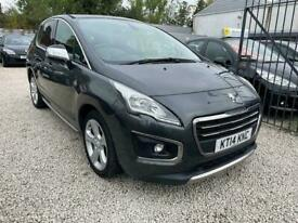 image for 2014 Peugeot 3008 HDi Allure SUV Diesel Manual