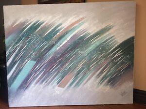 Toile peinture