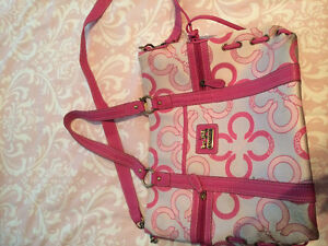 Coach, bench, pink by Victoria secret, misc. purses and satchels