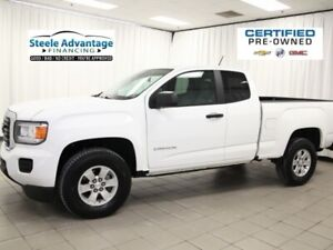 2018 Gmc Canyon ONLY 3,000km's!!  Just like new!!