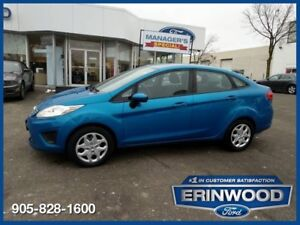 2013 Ford Fiesta SE4CYL/AUTO/AC/PGROUP/HEATED SEATS/SYNC