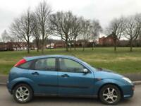 FORD FOCUS 1.8I (200 X REG) 16V ZETEC COLLECTION BLUE 5 DOOR