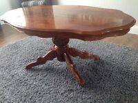 Coffee table shabby chic project