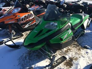 2007 Arctic cat Jag Z1 - Only $85/Month Great Family Sled Moose Jaw Regina Area image 1