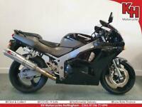 Kawasaki ZX6R Ninja 1995 Black - Scorpion Exhaust - Service, MOT and Warranty