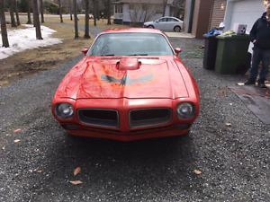 Pontiac firebird 1971  nego