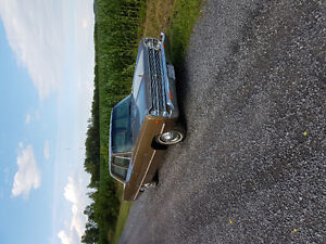 1967 Plymouth Fury V8 very low mileage