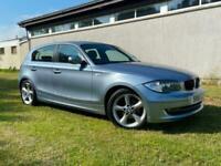 2010 BMW 1 Series 116i [2.0] Sport 5dr HATCHBACK Petrol Manual