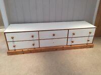 Unique long drawers