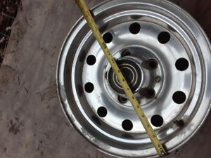 Offset Aluminium truck rims off ford f150