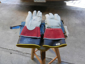 High Voltage gloves