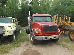 2000 FL112 HEAVY SPEC CHASSIS