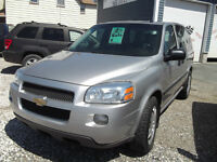 2007 Chevrolet Uplander FULLY LOADED!!! BLOWOUT!!