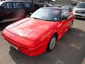 1989 Toyota MR2 1.6 2dr