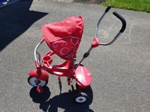4 in 1 tricycle / trike