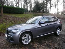 BMW X1 2.0TD auto xDrive20d M Sport