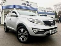 2011 Kia SPORTAGE CRDI KX-3 Manual Estate