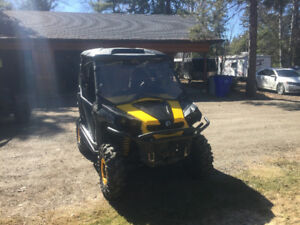 2011 Can am commander 1000 x