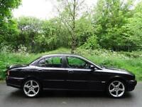 2007 (57) Jaguar X-TYPE 2.2D (152 bhp) Sport Premium...VERY HIGH SPEC!!