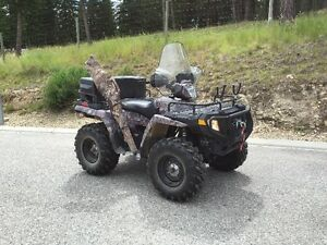 2005 Sportsman 500 H.O. ATV
